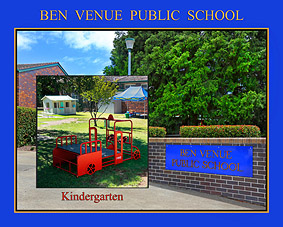 Ben Venue KIndy