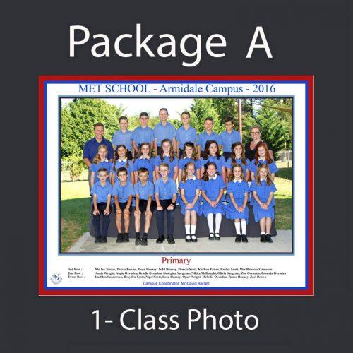 Package A MET