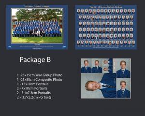 Package B OConnor