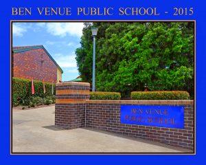 BEN VENUE PUBLIC SCHOOL