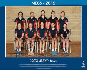 IGSSA Athletics Team