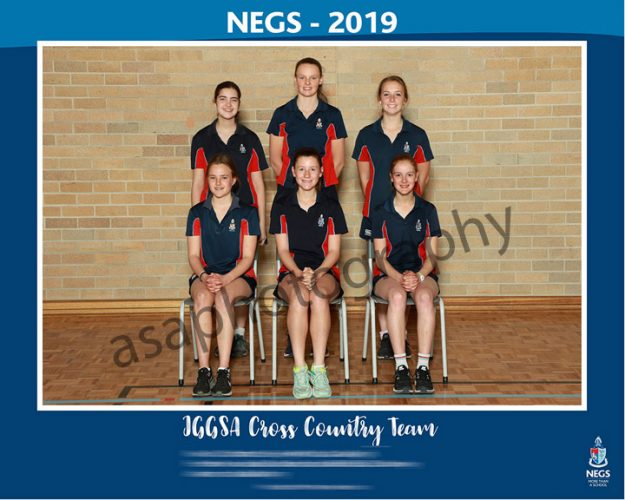 IGSSA Cross Country Team