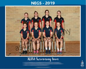 IGSSA Swimming Team