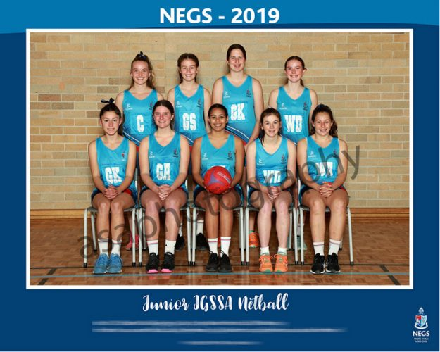 Junior IGSSA Netbal